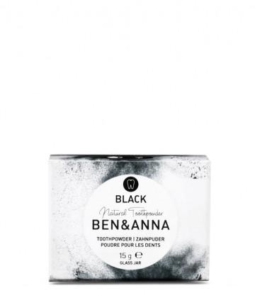 Ben & Anna Black Tooth Powder
