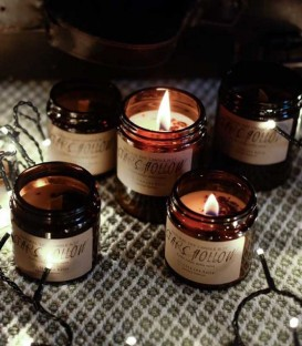 Elegance Candle 120 -  N27 Stars Hollow