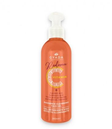 Gyada Cosmetics Radiance Cleansing Face Gel