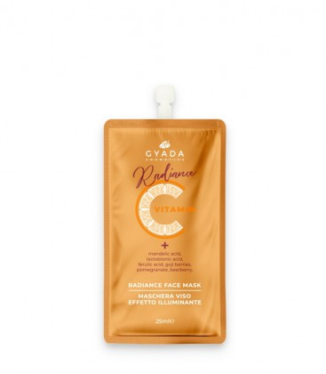 Gyada Cosmetics Radiance Face Mask