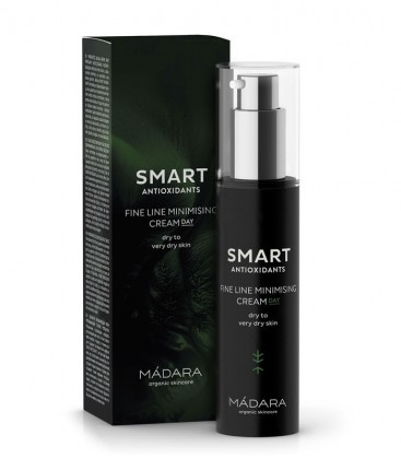 Crema Giorno Idratante - Smart Antioxidants - Madara