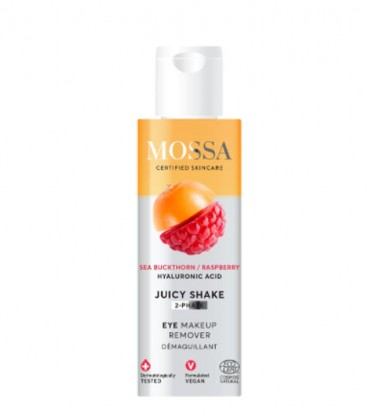 Mossa Cosmetics Juicy Shake Eye Makeup Remover