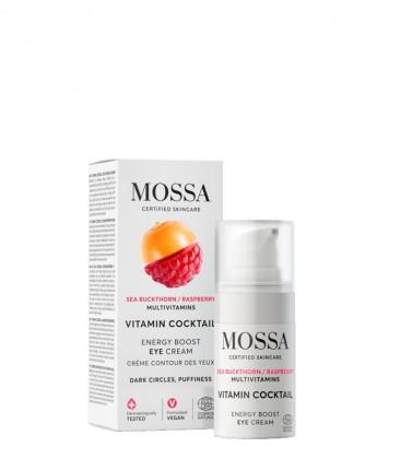 Mossa Cosmetics Vitamin Cocktail Energy Boost Eye Cream