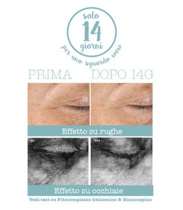 La Saponaria Crema Contorno Occhi 3 in 1