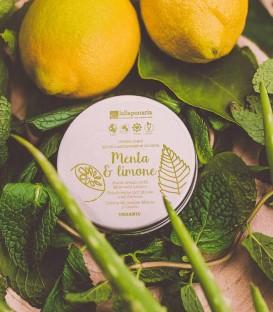 Crema Mani Menta e Limone - La Saponaria