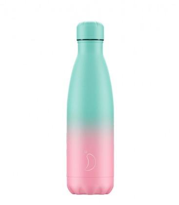 Chillys Bottle Gradient Pastel 500