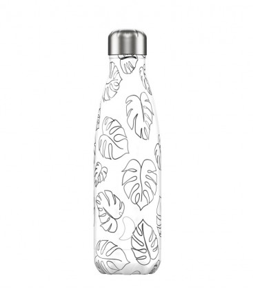Chillys Bottle Line Art Leaves 500