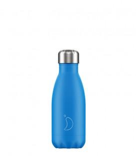 Chillys Bottle Neon Blue 260