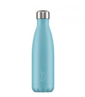 Chillys Bottle Pastel Blue 500