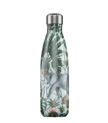 Chillys Bottle Tropical Elephant 500