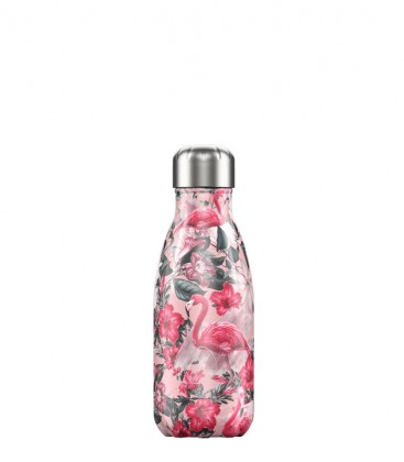 Chillys Bottle Tropical Flamingo 260