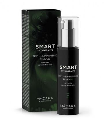 Fluido Giorno Idratante - Smart Antioxidants - Madara