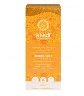 Khadi Tinta Vegetale Capelli Biondo Sole