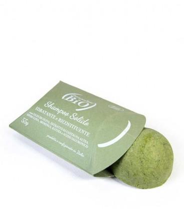 Shampoo Solido Idratante e Ricostituente