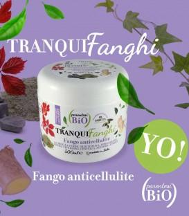 Parentesi Bio Tranqui Fanghi - Fango Anticellulite all'Argilla Verde