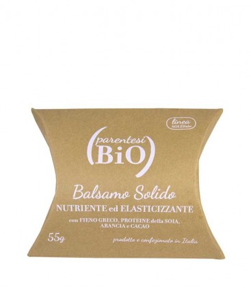 Parentesi Bio Balsamo Solido Districante