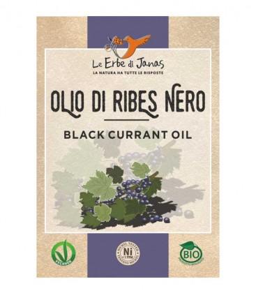 Olio di Ribes Nero - Le Erbe di Janas