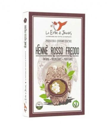 Le Erbe di Janas Henné Rosso Freddo