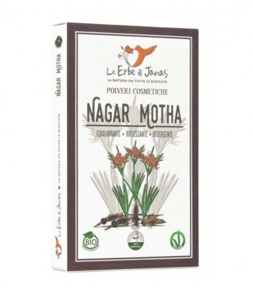 Le Erbe di Janas Nagar Motha Bio