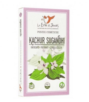 Le Erbe di Janas Kachur Sugandhi bio