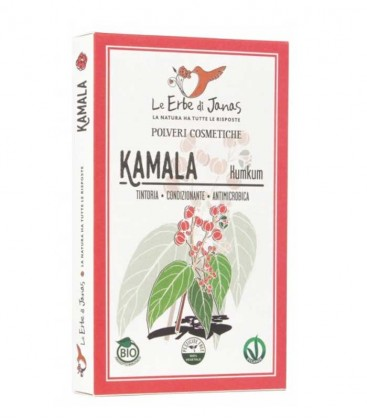 Le Erbe di Janas Kamala Bio