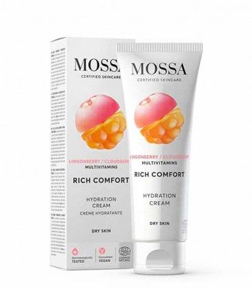Mossa Cosmetics Rich Comfort Hydration Cream