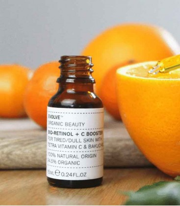 Evolve Organic Beauty Bio-Retinol + C Booster