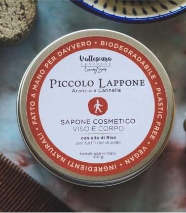 Vallescura Handmade Fairytales - Piccolo Lappone - Alluminio