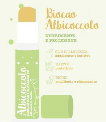 La Saponaria Biocao Albicoccolo