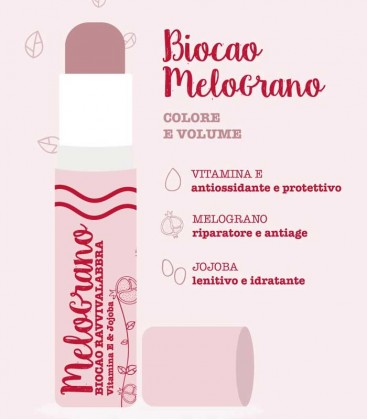 La Saponaria Biocao Melograno
