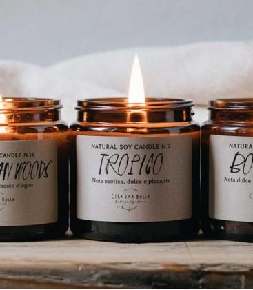 Cera Una Bolla Elegance Candle 120 -  N2 Tropico