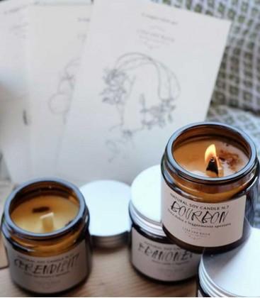 Cera Una Bolla Elegance Candle 120 - N3 Artico