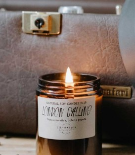 Elegance Candle 120 - N19 London Calling