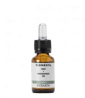 Bioearth Elementa Zinc + Niacinamide 11%