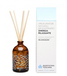 Profumatore Naturale - Rilassante Aromaterapico Biofficina Toscana