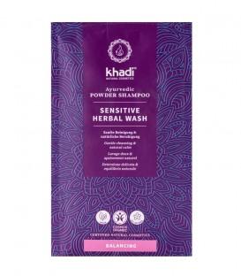 Shampoo in Polvere Ayurvedico Sensitive Herbal Wash