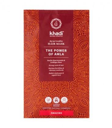 Khadi Maschera per Capelli Ayurvedica The Power of Amla