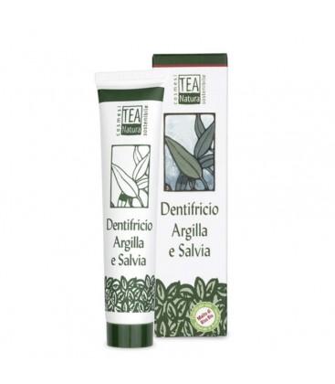 Tea Natura Dentifricio Argilla e Salvia