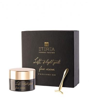 Eterea Lift & Light Gold Face Cream + Tool