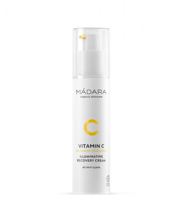Madara Cosmetics Vitamin C Illuminating Recovery Cream