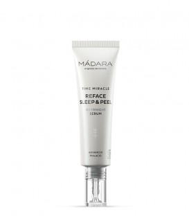 Madara Cosmetics Time Miracle Reface Sleep & Peel Overnight Serum