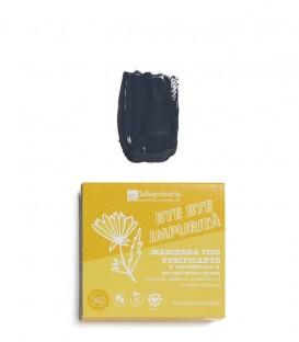 La Saponaria Bye Bye Impurità - Maschera Viso Purificante
