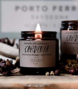 Elegance Candle 120 - N6 Sardinia