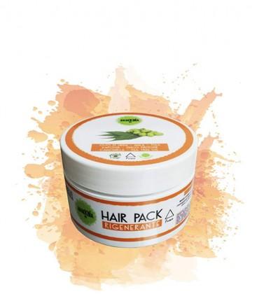 Anarkhia Bio Hair Pack Fuoco - Rigenerante
