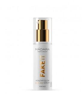 Madara Cosmetics Siero Viso Autoabbronzante Fake It Healthy Glow
