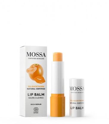 Mossa Cosmetics Balsamo Labbra Olivello Spinoso