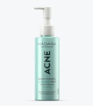 Madara Organic Skincare ACNE Sebum Control Clear Skin Wash