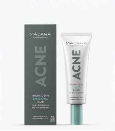 Madara Organic Skincare ACNE Hydra-Derm Balancing Fluid