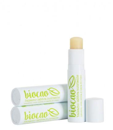 Biocao Balsamo Labbra Nutriente - La Saponaria