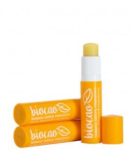 Biocao Balsamo Labbra Vitaminico - La Saponaria